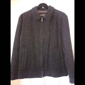Men's Banana Republic wool cashmere blend jacket